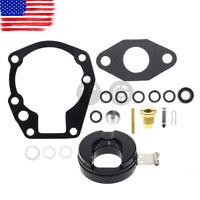 Carbman Carb Repair Kit w//Float 2hp//3hp//4hp for Johnson//Evinrude 398532 Sierra 18-7043