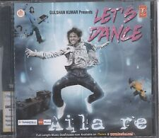 Let's Dance Aila Re: 15 Bollywood Remixes - Sunidhi Chauhan cd
