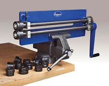 Eastwood Bead Roller with Mandrels - Fabrication, Hotrod, Sheet Metal, Shaping
