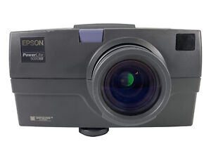 Epson PowerLite 5000XB 3LCD Projector ELP-5100 4:3 (SVGA) w/Accessories bundle