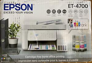 Epson Ecotank Printer ET-4700 All-in-one-Printer