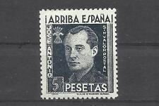 5497-MNH**SELLO 5 PTS ESPAÑA GUERRA CIVIL FALANGE JOSE ANTONIO PRIMO DE RIVERA M