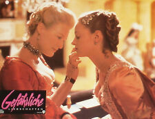 DANGEROUS LIAISONS Lobby Cards Set Uma Thurman John Malkovich Michelle Pfeiffer