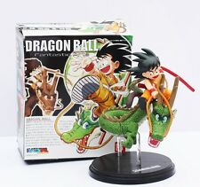 Bola de Dragon Shenron & Goku figura 14 cm PVC Dragon Ball