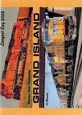 Grand Island Longest Day 2008 DVD NEW UP BNSF Revelation Video hotspot Nebraska