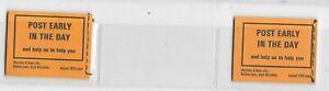Machin - August 1975 - 10p stitched booklet - text error  - unmounted mint