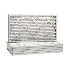 10x20x1 Dust and Pollen Merv 8 Replacement AC Furnace Air Filter (6 Pack)
