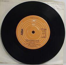 """ABBA Take A Chance On Me 7"""" Single USA Pressing 45rpm Vinyl VG"""