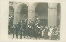 More details for the civil guards of spain guardia civil real photo traditional dress bilboa