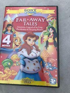 Enchanted Tales: Far  Away Tales (DVD, 2010)
