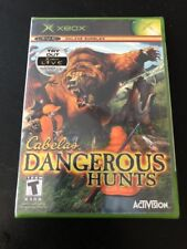 XBOX Cabela's Dangerous Hunts  *BRAND NEW. FACTORY SEALED GAME*
