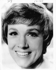 Original Julie Andrews press photo