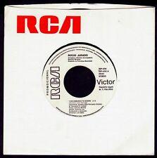 """ROCIO JURADO - SPAIN 7"""" RCA 1983 - Y SIN EMBARGO TE QUIERO - PROMO SINGLE 45 RPM"""