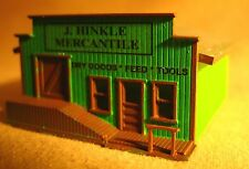 J HINKLE MERCANTILE - OLD WEST - Z-320 - Z Scale by Randy Brown