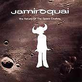 JAMIROQUAI - Return of the Space Cowboy CD (1994)  INC. BONUS US ONLY LIVE TRACK