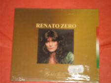 RENATO ZERO- triangolo- GOLD ITALIA -CD -musicale-da collezione- sigillato