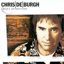 Quiet Revolution, Chris De Burgh, Good Extra tracks, Import