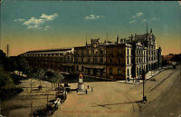 Buenos Aires Argentinien Argentina AK ca. 1910 Kreuzung Straße Stadt City Street