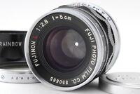 【NEAR MINT】Fujifilm Fujinon L 50mm F/2.8 Lens for Leica L39 LTM Mount From Japan