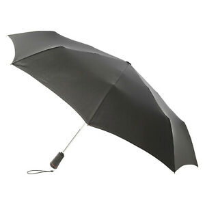 Totes XTRA STRONG Automatic Open/Close Ratchet Umbrella