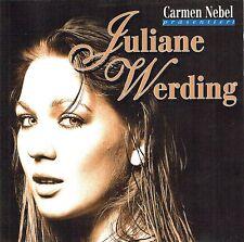 (CD) Juliane Werding -Du Bist Mein Bester Freund - Am Tag,Als Conny Kramer Starb