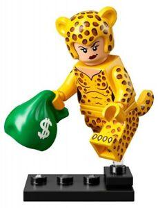 LEGO minifigure serie DC SUPER HEROES - CHEETAH- 71026_6