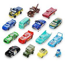 DISNEY CARS: PISTON Taza DIE CAST DELUXE Conjunto de REGALO (McQueen) - Nuevo