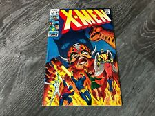 X-Men #51 High Grade NM 1st App of Erik the Red Origin of Beast Steranko See Pic