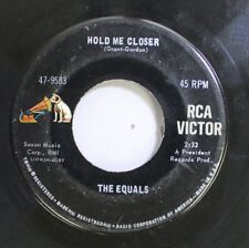 50'S & 60'S 45 The Equals - Hold Me Closer / Baby, Come Back On Rca Victor
