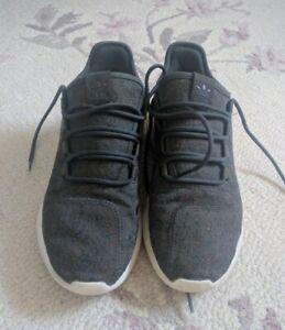 Men Adidas Tubular /Dark Green  Camouflage Trainers Size UK9