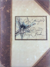 LADY COTTINGTON'S PRESSED FAIRY BOOK BY BRIAN FROUD *SIGNED*