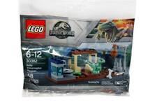 Lego JURASSIC WORLD #30282 Baby Velociraptor Playpen Building Toy Set