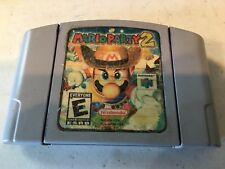 Mario Party 2 (Nintendo 64, 2000) n64 GAME ONLY n WORKS WELL NES HQ