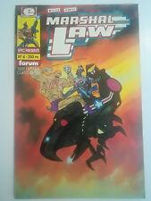 MARSHAL LAW Nº 4 DE 6