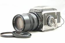 Excellent Zenza Bronica S2 Medium Format Camera w/ Nikkor P 200mm F4 Lens #1743