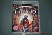 Dante's Inferno PS3 Playstation 3 Dantes **FREE UK POSTAGE**