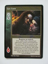 Lay Low VTES Promo card Vampire the Eternal Struggle ccg tcg trading sabbat wars