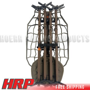 Lone Wolf HRS Alpha Hunt Ready Treestand System Complete Kit