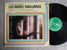 Los Indios Tabajaras – The Mellow Song of -  -  LP