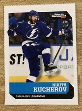 2018 Sports Illustrated For Kids Nikita Kucherov Hockey Card Tampa Bay Lightning