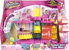 Shopkins S3 Fashion Spree Boutique Playset - Season 3