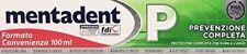 Mentadent Dent.p 100 Ml. - Dentifricio