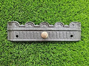 CAST IRON  FIRE FRONT  ASHPAN COVER  FIREPLACE SPARES