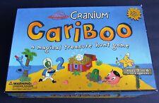 Cranium CariBoo Magical Treasure Hunt 2002 Educational Matching Game Ages 3-6