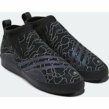 finest selection 512e6 6b5a5 NWT A BATHING APE BAPE × Adidas Consortium 3ST.002 Shoes US 9 BLACK