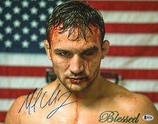 Michael Chandler Signed 11x14 Photo BAS Beckett COA Bellator MMA Fight Picture 1