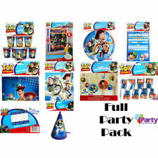 Birthday Toy Story Party Balloons & Decorations