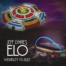 Jeff Lynne's ELO - Wembley or Bust - New 2CD/DVD Album