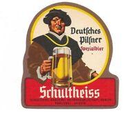 Schultheiss-Brauerei Aktiengesellschaft Berlin - Schultheiss Pilsner Spezial (F)