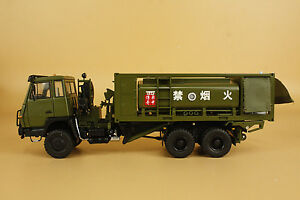 1/43 China People's Liberation Army PLA Styer SX2190 ARMY Oil TRUCK model